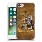 Official Brigid Ashwood Celtic Wisdom Owl Hard Back Case For Apple Iphone 7