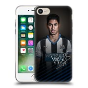 Official Newcastle United Fc Nufc 2015/16 First Team Ayoze Perez Soft Gel Case For Apple Iphone 7