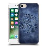 Official Brigid Ashwood Celtic Wisdom Knot Raven Hard Back Case For Apple Iphone 7