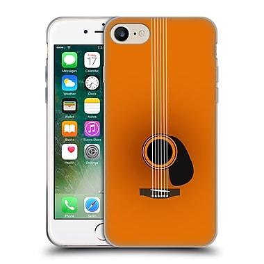 Official Mark Ashkenazi Music Guitar Minimal Soft Gel Case For Apple Iphone 7