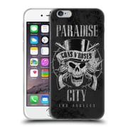 Official Guns N' Roses Vintage Paradise City Soft Gel Case For Apple Iphone 6 / 6S