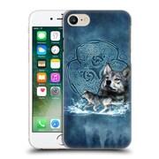 Official Brigid Ashwood Celtic Wisdom Wolf Hard Back Case For Apple Iphone 7