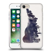 Official Robert Farkas Animals 2 Fox From The City Soft Gel Case For Apple Iphone 7