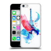 Official Robert Farkas Landscapes Pigeons Of Paris Hard Back Case For Apple Iphone 5C