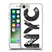 Official Robert Farkas Typography Nyc Soft Gel Case For Apple Iphone 7