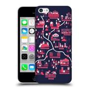 Official Robert Farkas Maps Walking Dead Hard Back Case For Apple Iphone 5C