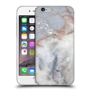 Official Haroulita Marble Taupe 1 Soft Gel Case For Apple Iphone 6 / 6S