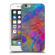 Official Haroulita Marble Colourful Soft Gel Case For Apple Iphone 6 / 6S
