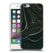Official Haroulita Marble Grey And Gold Soft Gel Case For Apple Iphone 6 / 6S