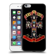 Official Guns N' Roses Key Art Appetite For Destruction Soft Gel Case For Apple Iphone 6 Plus / 6S Plus