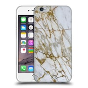 Official Haroulita Marble Gold Soft Gel Case For Apple Iphone 6 / 6S