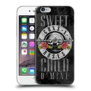 Official Guns N' Roses Vintage Sweet Child O' Mine Soft Gel Case For Apple Iphone 6 / 6S