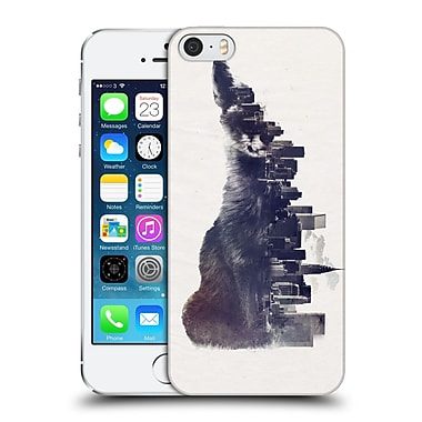 Official Robert Farkas Animals 2 Fox From The City Hard Back Case For Apple Iphone 5 / 5S / Se
