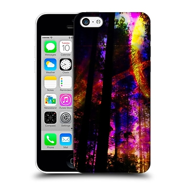 Official Haroulita Fantasy 4 Saturn Lighting Hard Back Case For Apple Iphone 5C
