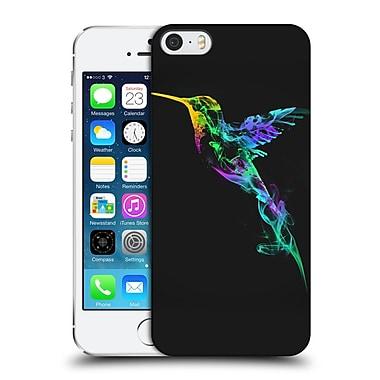 Official Robert Farkas Animals 3 Strange Smoke Hard Back Case For Apple Iphone 5 / 5S / Se