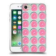 Official Mark Ashkenazi Patterns Grapefruit Soft Gel Case For Apple Iphone 7