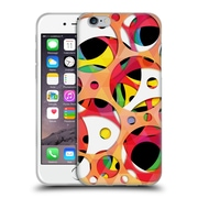 Official Mark Ashkenazi Patterns Extra Colours 2 Soft Gel Case For Apple Iphone 6 / 6S