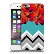 Official Mark Ashkenazi Patterns Chevron Butterflies Soft Gel Case For Apple Iphone 6 / 6S