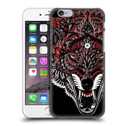 Official Bioworkz Coloured Animal Head 1 Wolf 1 Hard Back Case For Apple Iphone 6 / 6S