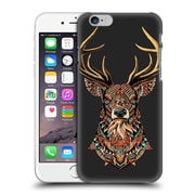 Official Bioworkz Coloured Animal Head 1 Ornate Buck 2 Hard Back Case For Apple Iphone 6 / 6S