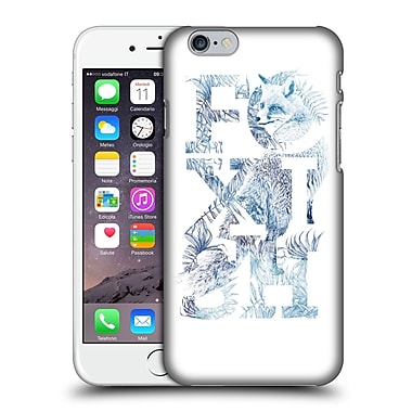 Official Robert Farkas Fox 2 Foxish Hard Back Case For Apple Iphone 6 / 6S