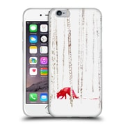 Official Robert Farkas Fox There'S No Way To Run Soft Gel Case For Apple Iphone 6 / 6S