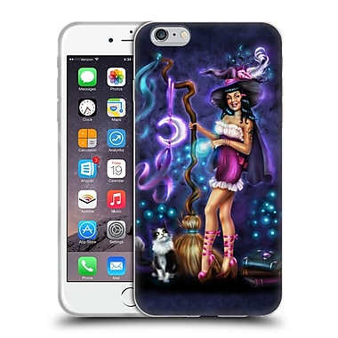 Official Brigid Ashwood Witchen Kitsch The Purrfect Spell Soft Gel Case For Apple Iphone 6 Plus / 6S Plus