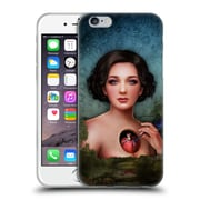 Official Brigid Ashwood Fantasy Raven Quill Pen Soft Gel Case For Apple Iphone 6 / 6S