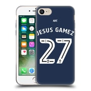 Official Newcastle United Fc Nufc 2016/17 Players Away Kit 1 Gamez Soft Gel Case For Apple Iphone 7