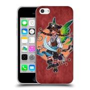 Official Brigid Ashwood Fairies 2 Pirate Soft Gel Case For Apple Iphone 5C
