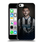 Official Newcastle United Fc Nufc 2015/16 First Team Paul Dummett Soft Gel Case For Apple Iphone 5C