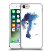 Official Robert Farkas Animals 2 Through Many Storms Soft Gel Case For Apple Iphone 7