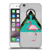 Official Mark Ashkenazi Flamingo Music Soft Gel Case For Apple Iphone 6 / 6S