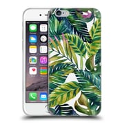 Official Mark Ashkenazi Banana Life Tropical Leaves Soft Gel Case For Apple Iphone 6 / 6S