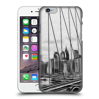 Official Haroulita Places 2 New York Hard Back Case For Apple Iphone 6 / 6S
