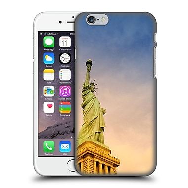 Official Haroulita Places 2 Statue Of Liberty Hard Back Case For Apple Iphone 6 / 6S