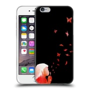Official Robert Farkas People Blowing Butterflies Soft Gel Case For Apple Iphone 6 / 6S
