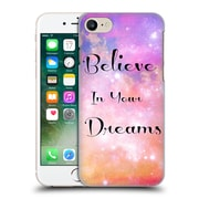 Official Haroulita Glitter Sparkle Believe Hard Back Case For Apple Iphone 7