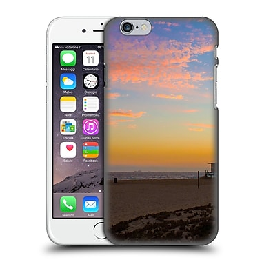 Official Haroulita Places 2 Sunset Beach Ca Hard Back Case For Apple Iphone 6 / 6S