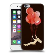 Official Robert Farkas People Fly Away Soft Gel Case For Apple Iphone 6 / 6S