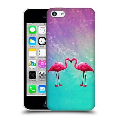 Official Haroulita Fantasy 3 Flamingoes Hard Back Case For Apple Iphone 5C