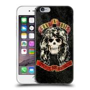 Official Guns N' Roses Vintage Adler Soft Gel Case For Apple Iphone 6 / 6S
