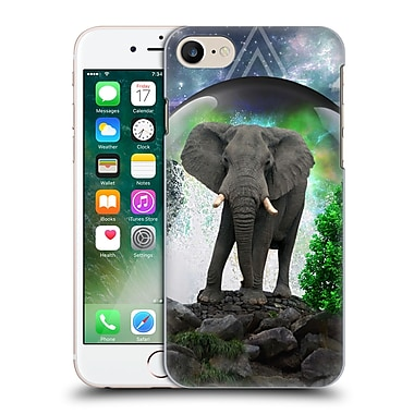 Official Haroulita Fantasy 4 Elephant Space Hard Back Case For Apple Iphone 7