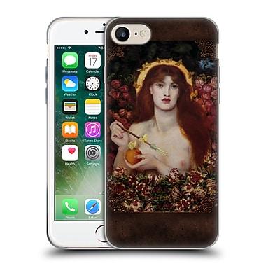 Official Brigid Ashwood Pre-Raphaelite Rossetti 1 Soft Gel Case For Apple Iphone 7