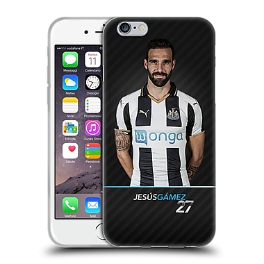 Official Newcastle United Fc Nufc 2016/17 First Team 1 Jesus Gamez Soft Gel Case For Apple Iphone 6 / 6S