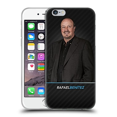 Official Newcastle United Fc Nufc 2016/17 First Team 1 Benitez Soft Gel Case For Apple Iphone 6 / 6S