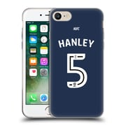 Official Newcastle United Fc Nufc 2016/17 Players Away Kit 1 Hanley Soft Gel Case For Apple Iphone 7