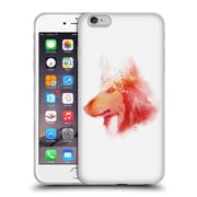 Official Robert Farkas Animals On The Way Back Home Soft Gel Case For Apple Iphone 6 Plus / 6S Plus