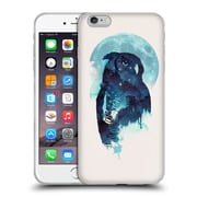 Official Robert Farkas Animals Midnight Owl Soft Gel Case For Apple Iphone 6 Plus / 6S Plus