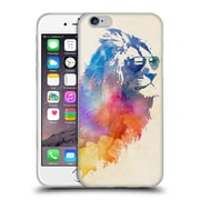 Official Robert Farkas Hipster Animals Sunny Leo Soft Gel Case For Apple Iphone 6 / 6S